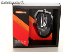 Mouse gaming ms-26 usb