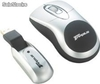 Mouse Inalambrico Optico USB Targus AMW05US Silver/Negro