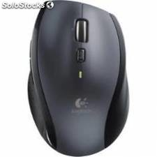 Mouse logitech laser wireless m705 silver