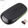 Mouse Optical com Mini Receptor USB 2,4 GHz sem fio 1600dpi