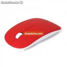 mouse PC wireless 2.4Ghz rosso 10408