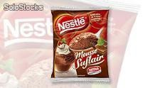 mousse de chocolate suflair nestlé 500kg