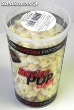 Movie popcorn SUCREGOB125GBOX