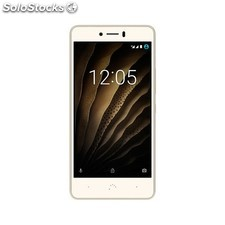Movil bq aquaris u 4G lte 2GB 16GB dorado PGK02-A0017157
