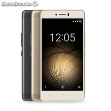 Movil bq aquaris u lite 4G lte 2GB 16GB dorado PGK02-A0011988