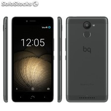 Movil bq aquaris u plus 4G lte 2GB 16GB negro PGK02-A0011989