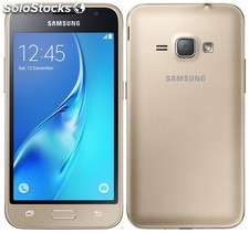 Movil samsung galaxy J1 mini dual sim 8GB dorado PGK02-A0009202