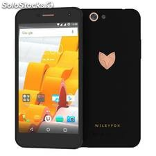 Movil wileyfox spark x 2GB 16GB 4G negro