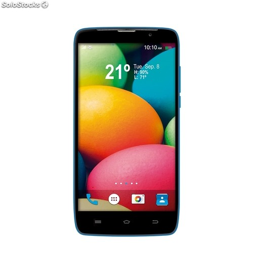 "Movil woxter Zielo Z500 5"" 8GB 4G Azul"