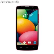 "Movil woxter Zielo Z500 5"" 8GB 4G Rosa"