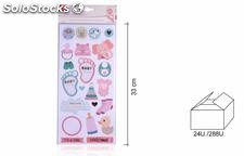 Mp stickers adhesivos para scrapbooking