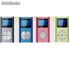 MP3 4GB con LCM pandalla
