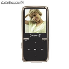 MP3 8GB intenso video scooter negro + auricular PGK02-A0003993