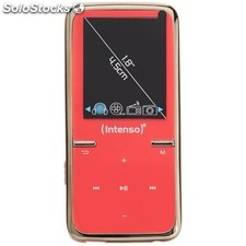 MP3 8GB intenso video scooter rosa