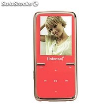 MP3 8GB intenso video scooter rosa + auricular PGK02-A0003994