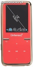 MP3 8GB intenso video scooter rosa PGK02-A0001200