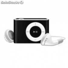 MP3 Player Multimídia USB Flash Disk Com Clipe