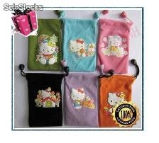 Mp3 Player Music Player Clipe Mp3 Player Hello Kitty Bolsa