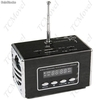 MP3 Radio FM USB Jack TF Slot LCD Esterio