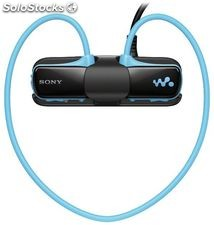 MP3 sony nwz-W273L azul- 4GB
