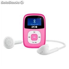 "MP3 spc MREMMP0338 8668P firefly 1"" 8GB Bluetooth 2.0 Fucsia"