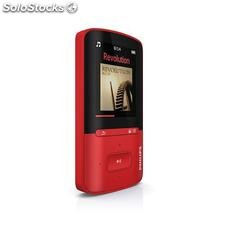 MP4 philips gogear 4GB rojo
