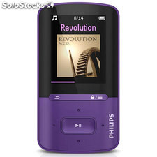 MP4 Philips GoGear 8GB SA4VBE08VN/12