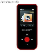 MP4 Sunstech CELESTE4GBRD 4 GB