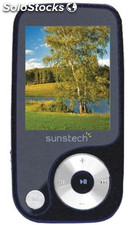 MP4 sunstech thorn 4GB Negro