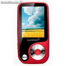 MP4 Sunstech thornred