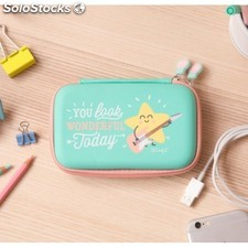Mr. Wonderful - 8436557681706 Funda Verde funda hdd/ssd