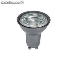 MR16 led Spot Light Bulb - GU10, 5 w, 450 lm, 6000 k, 36°, Gris