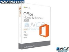 Ms Caja Office Home And Business 2016 32/64 Espaniol