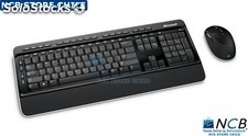 Ms Teclado + Mouse 850 Spanish Inalambrico Usb
