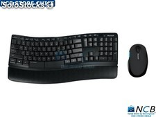 Ms Teclado+Mouse Sculp Confort Spn