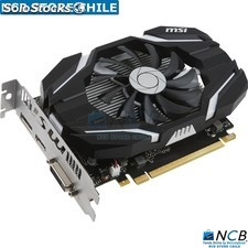 Msi 1050 Geforce Gtx Ti 4Gb Oc Nvidia