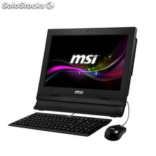 Msi All In One - AP1622 - Celeron 1037 - 2GB - 320GB - FreeDos - 15.6´ non-touch