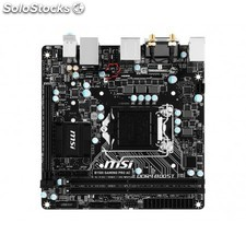 Msi - B150I gaming pro ac Intel B150 LGA1151 Mini itx