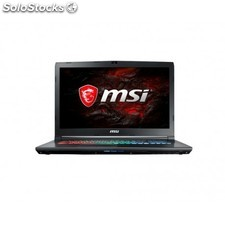 "Msi - Gaming GP72 7REX(Leopard Pro)-612XES 2.8GHz i7-7700HQ 17.3"""" 1920 x"