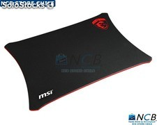 Msi Mouse Pad negro-Red