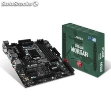 Msi Placa Base B150M Mortar mATX LGA1151