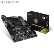 Msi Placa Base X99A Workstation atx LGA2011