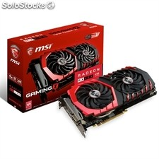 Msi vga amd rx 480 gaming x 4GB DDR5