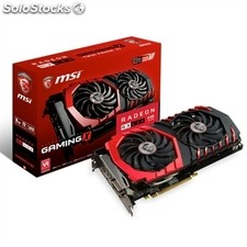 Msi vga amd rx 480 gaming x 8GB DDR5