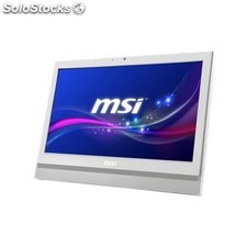"Msi - Wind Top Professional pro 20T 6M-015XEU 3.3GHz G4400 20"""" 1920 x"