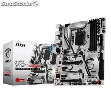 MSI - Z170a Xpower Gaming Titanium Edition