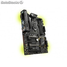 Msi - Z370 sli plus lga 1151 (Socket H4) atx placa base