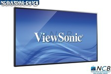 "Mt Viewsonic Cde4803 48"" Hdmix2/Vga/Rs232/350 Nits/Sin Base/"