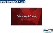 "Mt Viewsonic Cdm4300R 43"" Vga/Hdmi/Dvi/dp/Rj45/Rs232/24X"