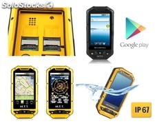 MTT Smart Multimedia, SmartPhone robusto 3G, Android, Doble SIM